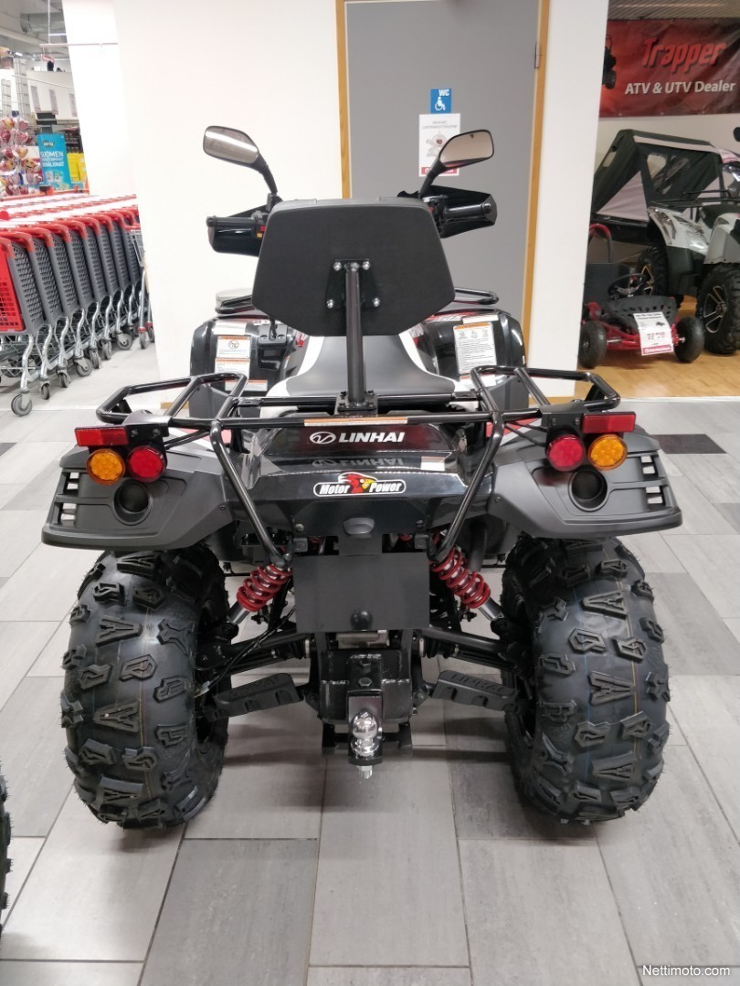 Linhai T3 500 T3b eps 500 cm³ 2019 - Ylivieska - All Terrain Vehicle