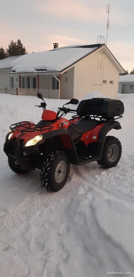 Kymco MXU 500 500 cm³ 2007 - Keminmaa - All Terrain Vehicle