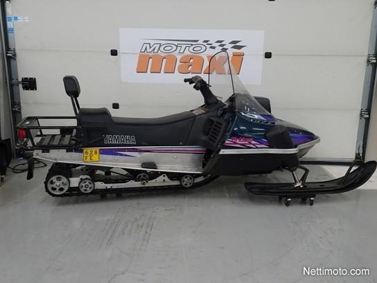 Yamaha Enticer Enticer 410 400 cm³ 1995 - Kajaani - Snow