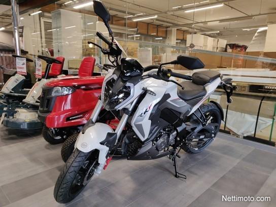 Keeway RKF 125 cm³ 2019 - Lahti - Motorcycle - Nettimoto
