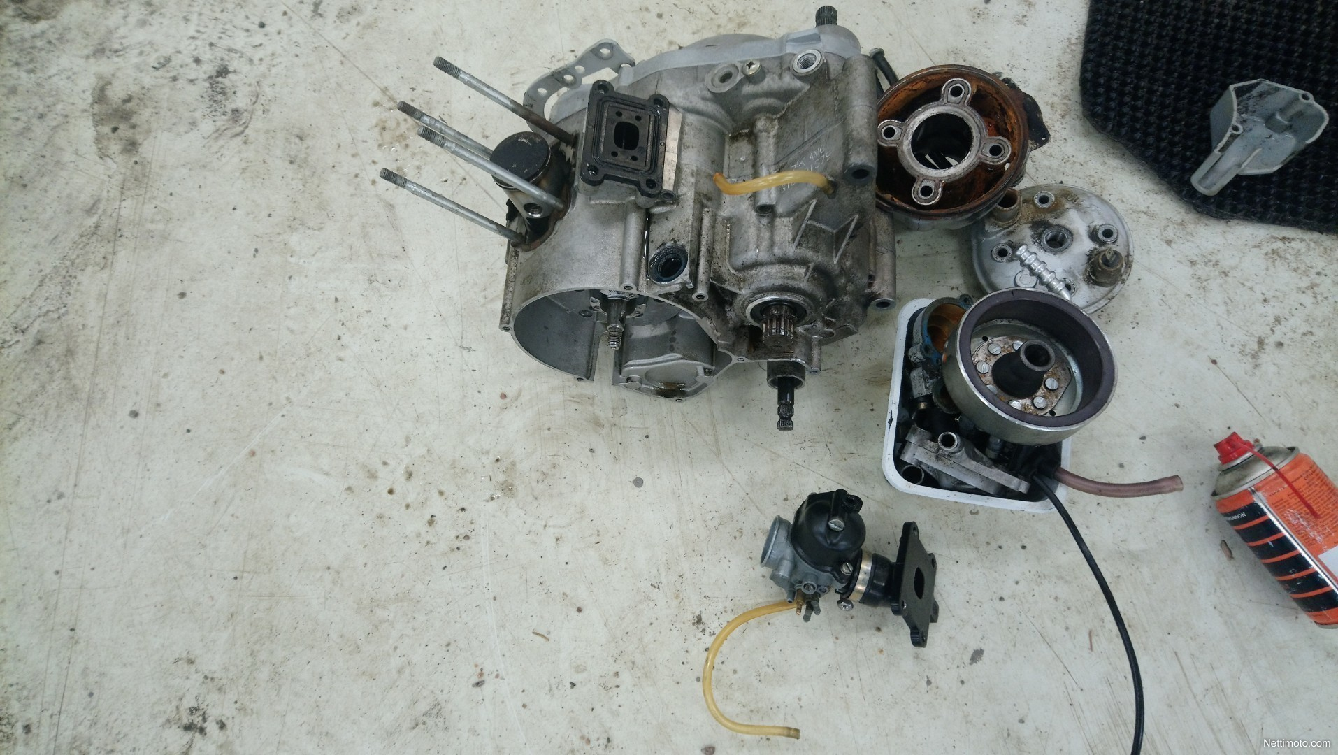 Astonishing Peugeot Xps 50 Cm3 2005 Aanekoski Moped Nettimoto Wiring 101 Ferenstreekradiomeanderfmnl