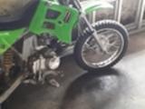Samurai cross 110cc