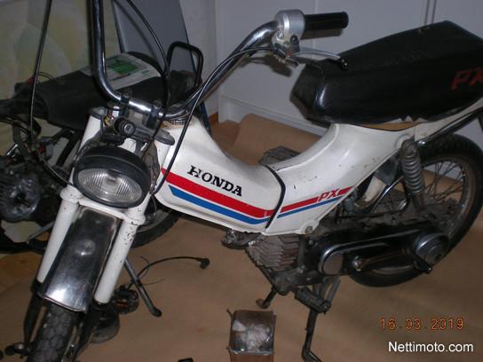 Wonderlijk Honda PX 50 cm³ 1982 - Varkaus - Moped - Nettimoto EB-66