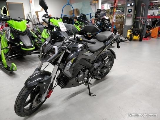Keeway RKF 125 cm³ 2019 - Ylivieska - Motorcycle - Nettimoto