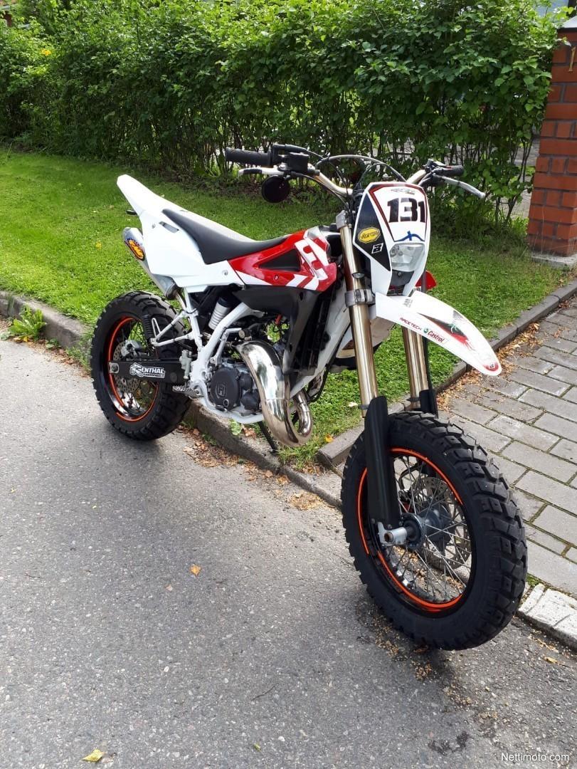 Husqvarna WRE 125 125 cm³ 2010 - Rovaniemi - Moottoripyörä
