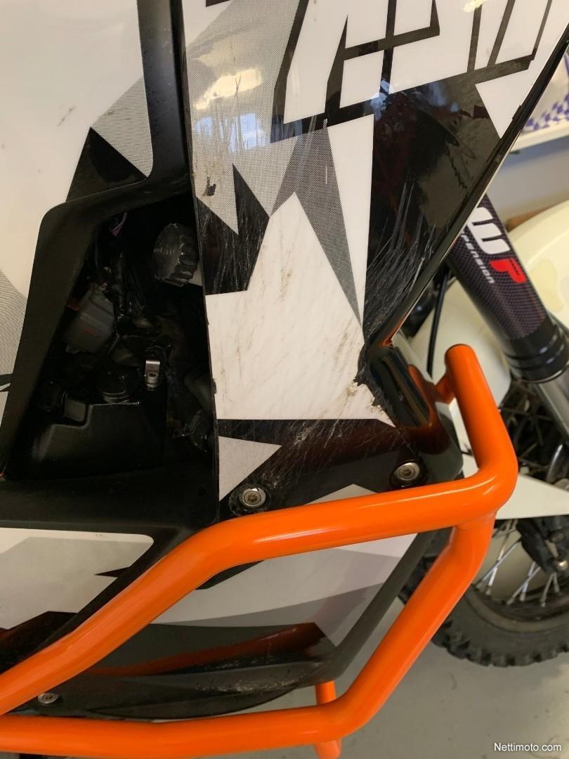 KTM 990 Adventure R 1 000 cm³ 2009 - Vaasa - Motorcycle