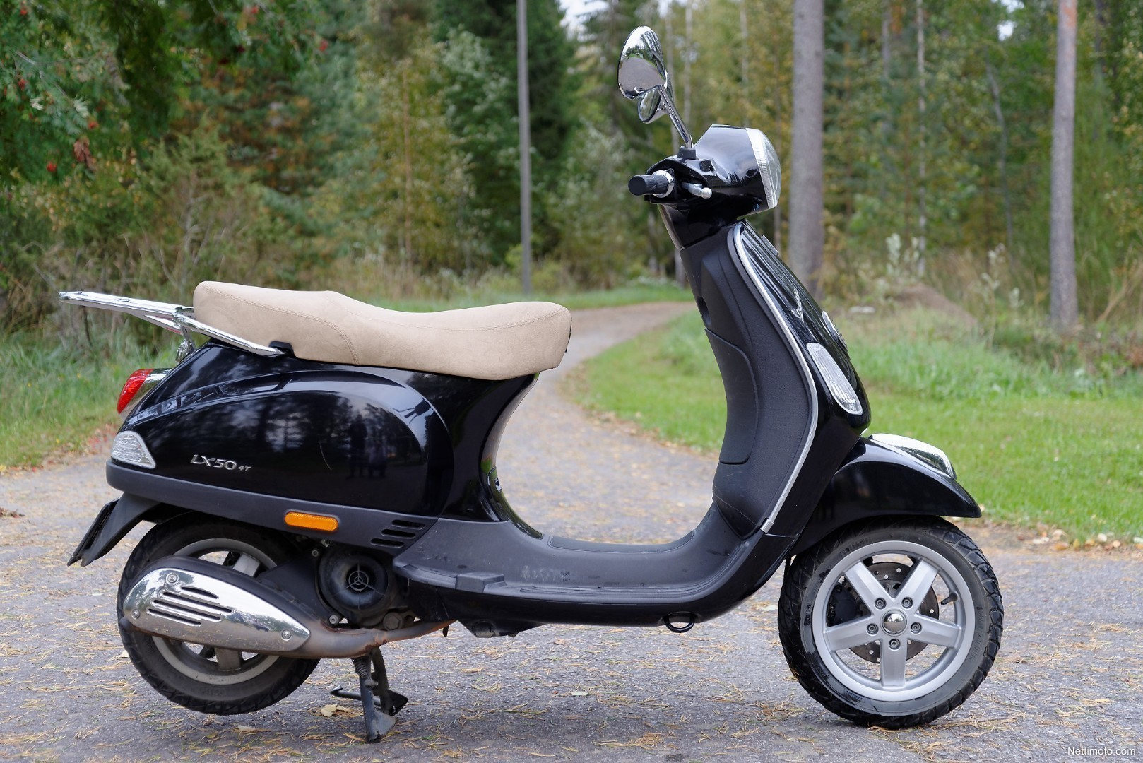 Vespa LX 50 LX-50 4T 50 cm³ 2012 - Joensuu - Skootteri