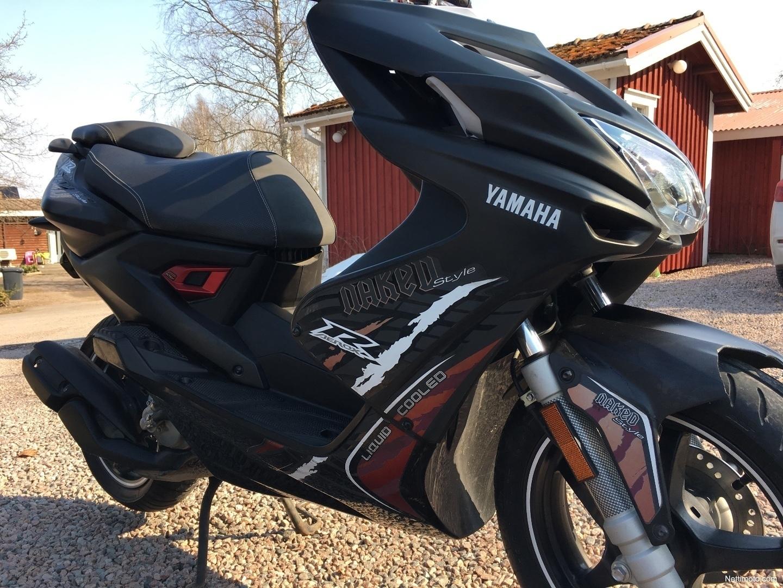 Yamaha Aerox naked 2015   Transport, Frakt, Flytt