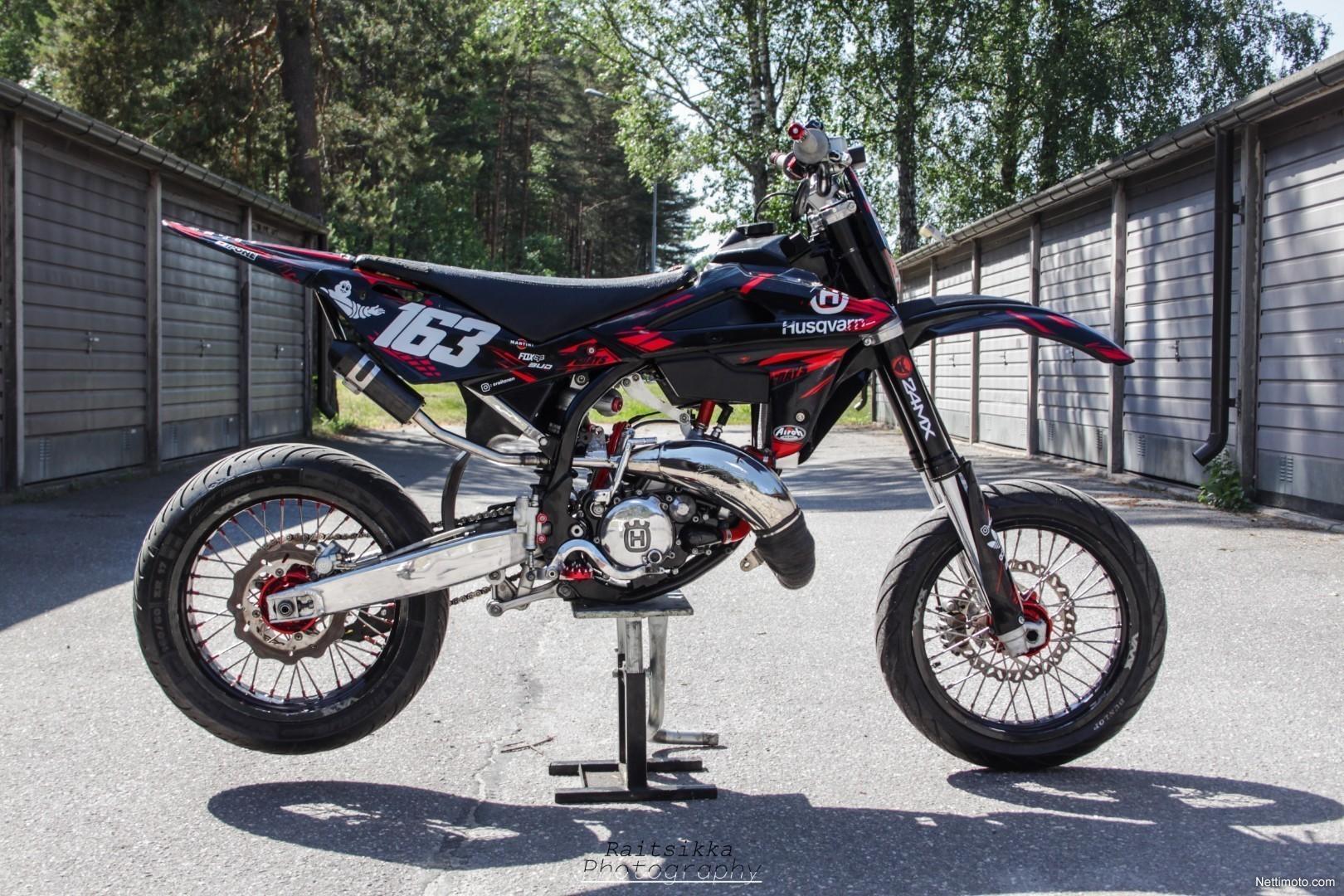 Husqvarna WR 125 125 cm³ 2012 - Kaarina - Moottoripyörä