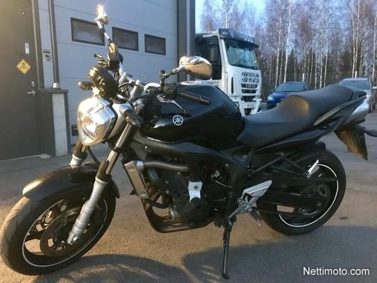 Yamaha FZ6-N 600 cm³ 2006 - Tuusula - Motorcycle - Nettimoto