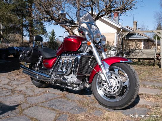 Triumph Rocket Iii Classic 2 300 Cm³ 2005 Forssa Motorcycle