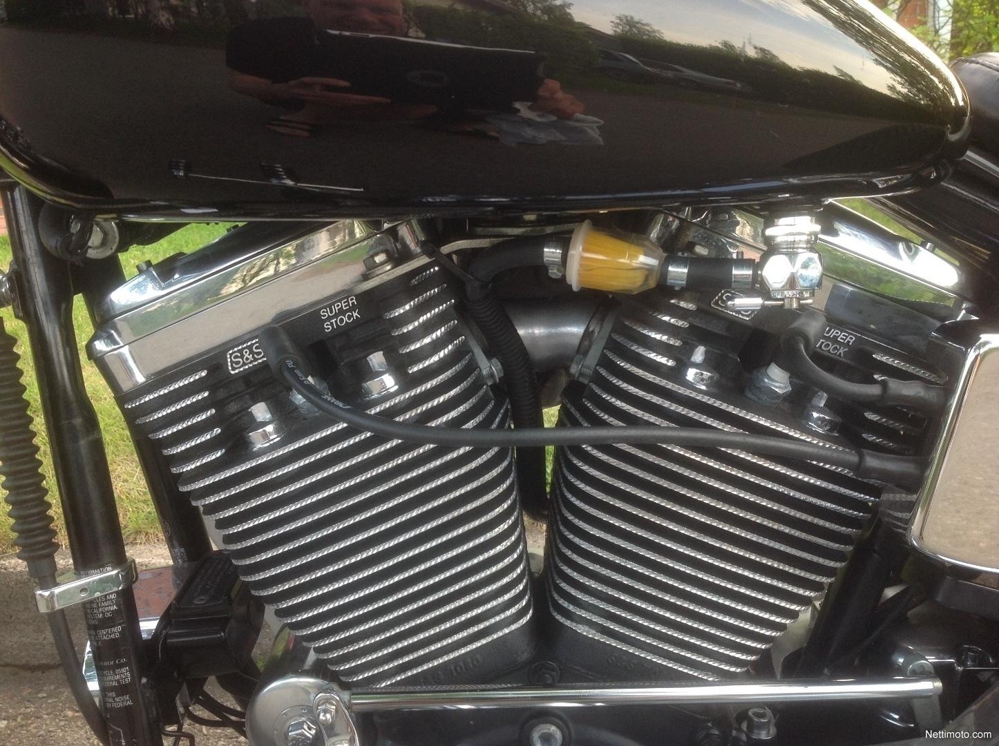Harley-Davidson Softail * 1 700 cm³ 1979 - Kuopio