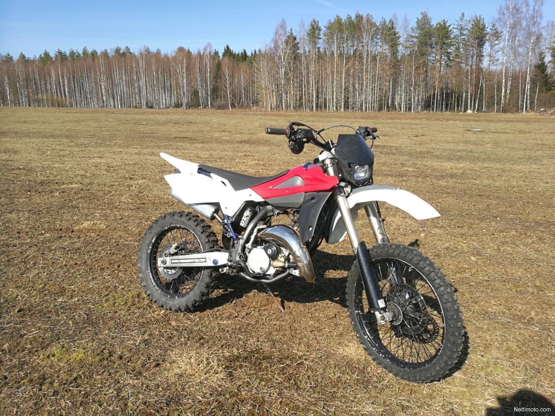 Husqvarna WRE 125 125 cm³ 2006 - Oulu - Moottoripyörä