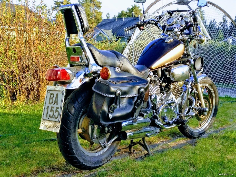 Yamaha XV 1000 Virago 1 000 cm³ 1987 - Haukipudas - Motorcycle