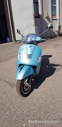 Vespa Electric Scooter >> Vespa Gts 300ie 300 Cm 2016 Turku Scooter Nettimoto