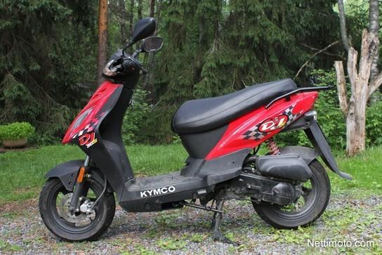 Kymco DJ