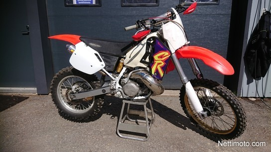Honda CR Cr500 500 Cm 2001 Jyv Skyl Motorcycle Nettimoto