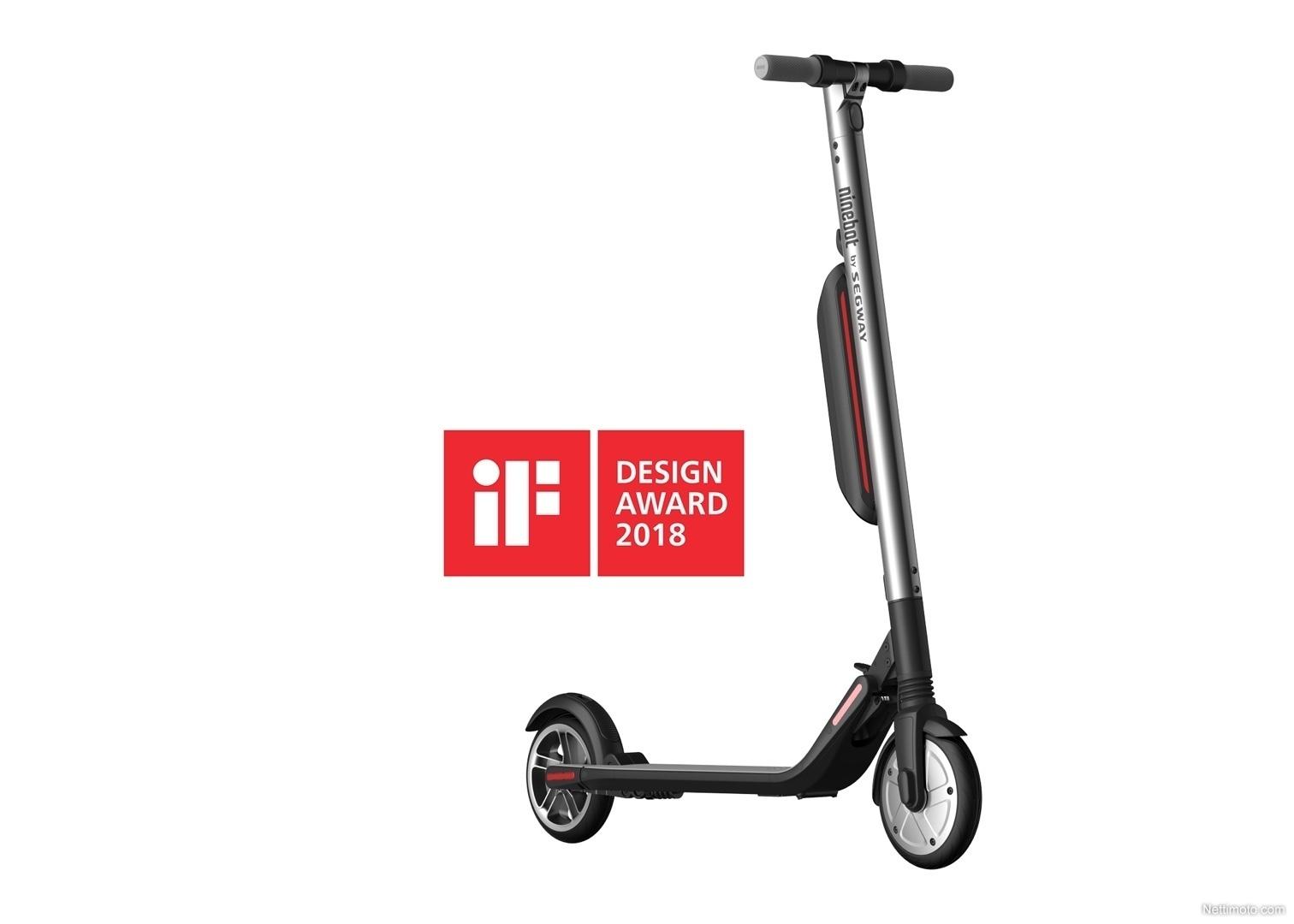 Segway by Ninebot ES4 2019 - Espoo - Electric vehicles