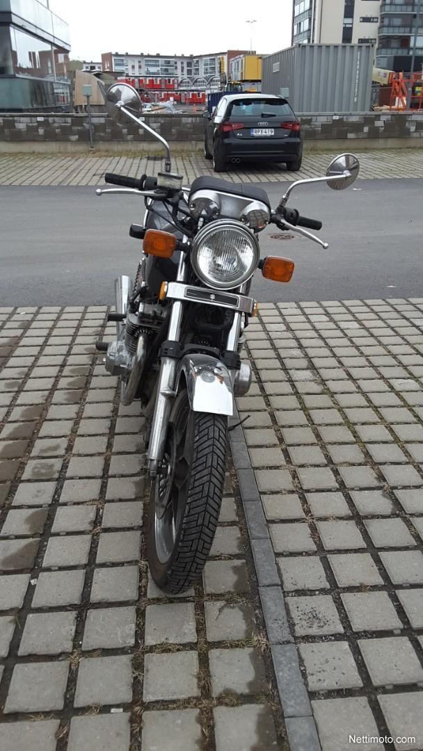 Moottoripyörä Oulu