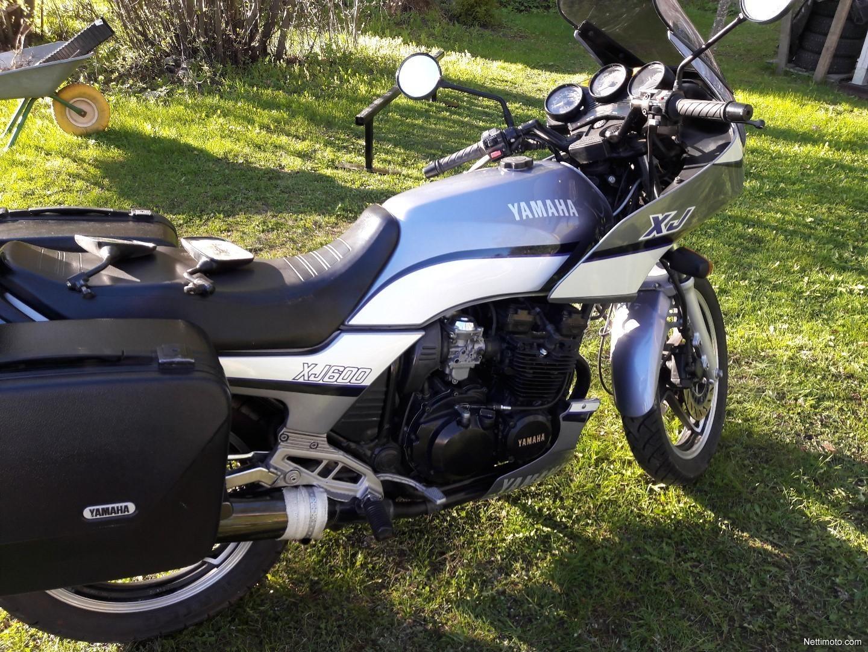 Yamaha XJ 600 Seca II (1992-98) technical specifications