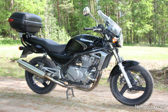 Kawasaki Er 5 500 Cm³ 2006 Kouvola Motorcycle Nettimoto