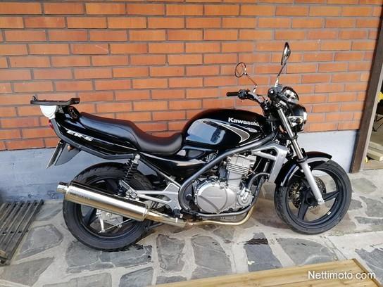Kawasaki Er 5 500 Cm³ 2006 Hyvinkää Motorcycle Nettimoto