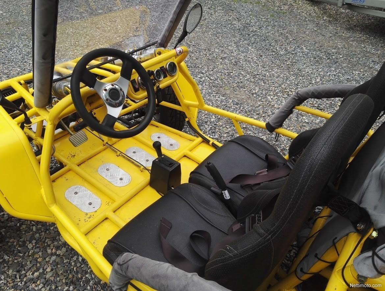 Linhai 260 2x4 GS Moon Kart 260 250 cm³ 2007 - Outokumpu