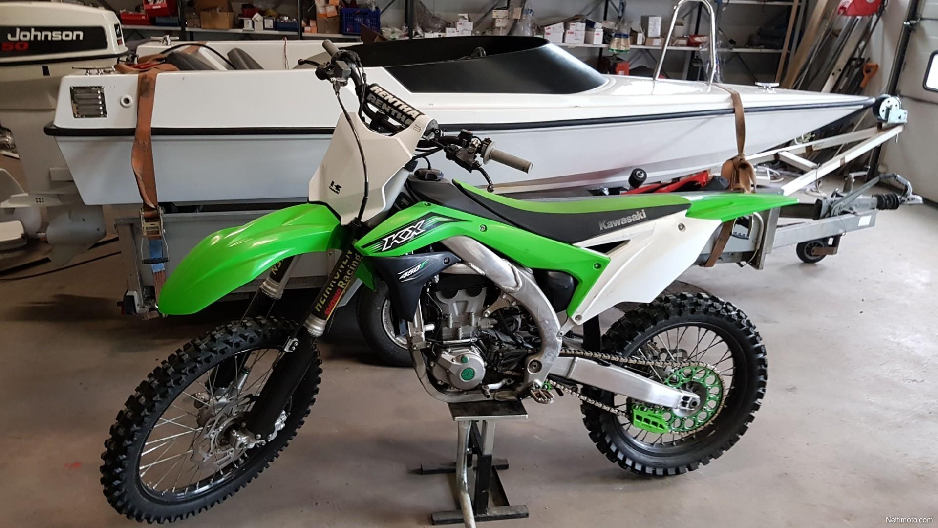 Kawasaki KX 450 F 450 cm³ 2018 - Konnevesi - Motorcycle