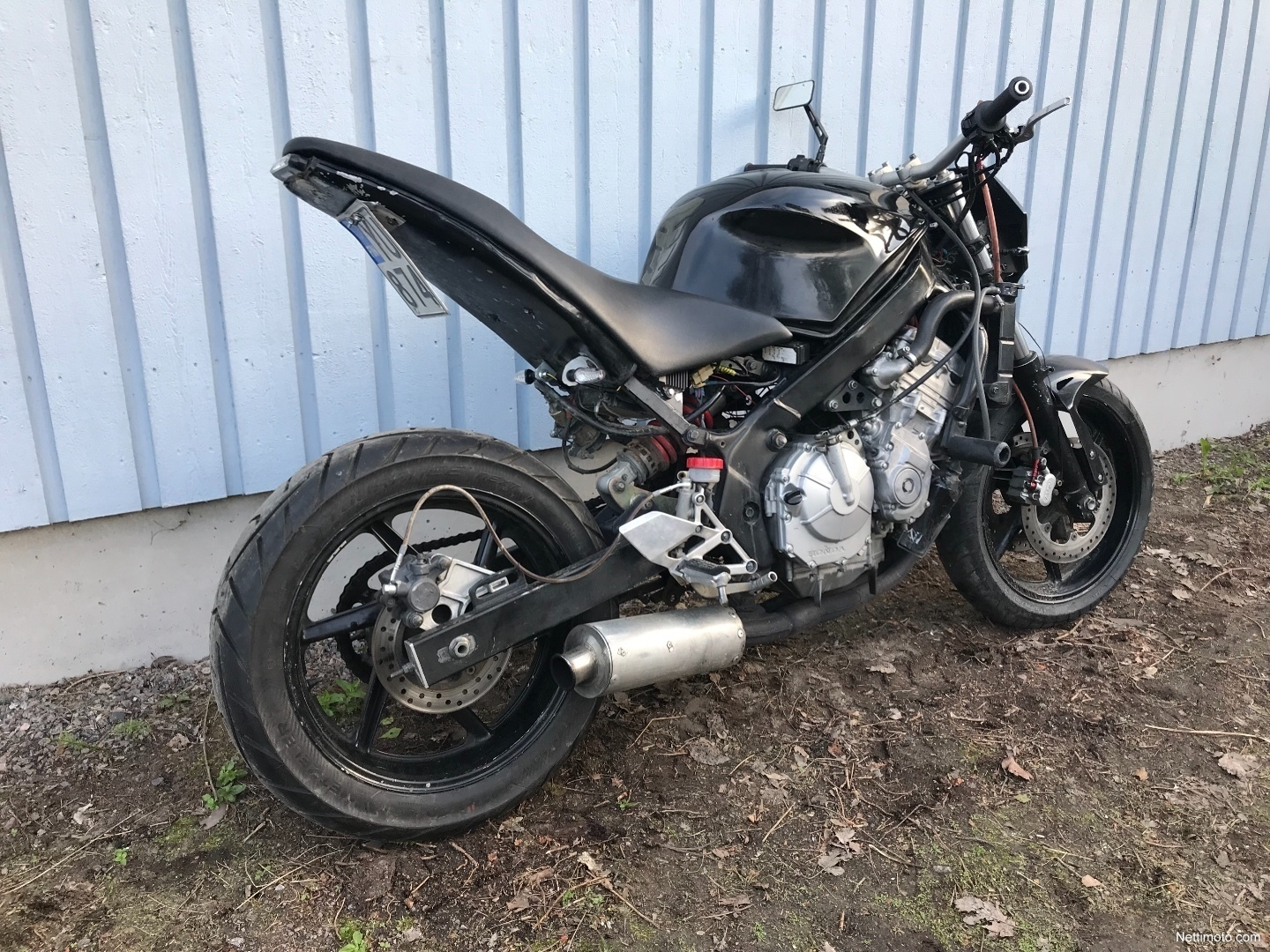 honda cbr 600 f pc25 streetfighter 600 cm 1994 tuusula motorcycle nettimoto. Black Bedroom Furniture Sets. Home Design Ideas