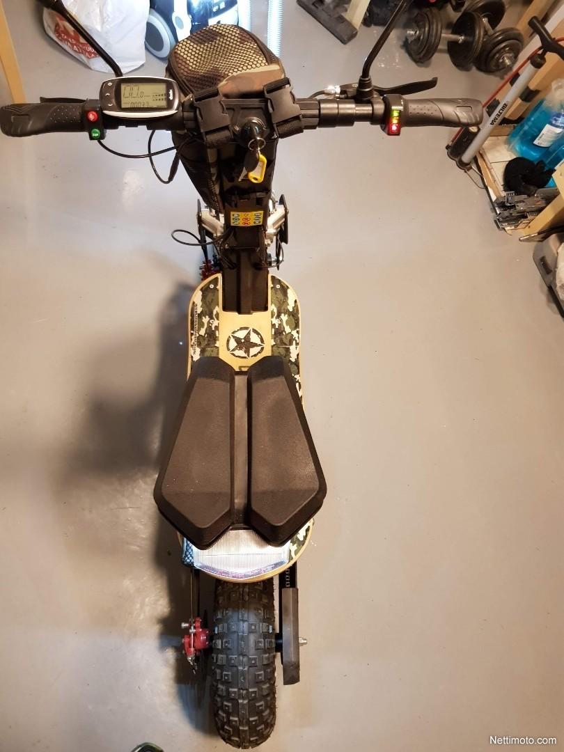Sähkömoottori Polkupyörään