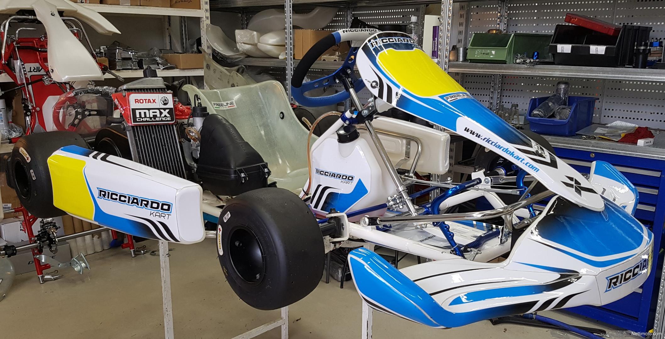 Ricciardo Kart Rotax 125 cm³ 2017 - Kuopio - Go-kart - Nettimoto