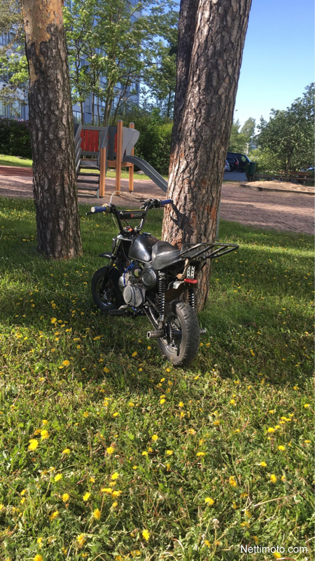 Skyteam Manki 125 cm³ 2012 - Helsinki - Moped - Nettimoto