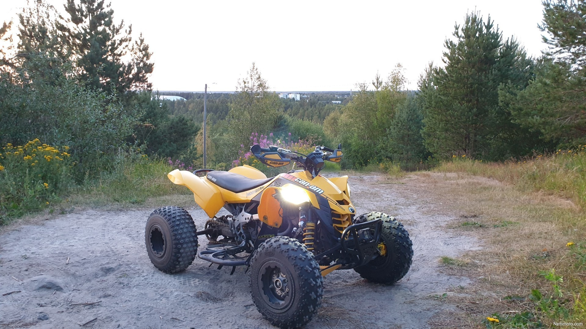 Can Am Ds 450 >> Can Am Ds 450 Efi 450 Cm 2008 Kokkola Monkija Nettimoto