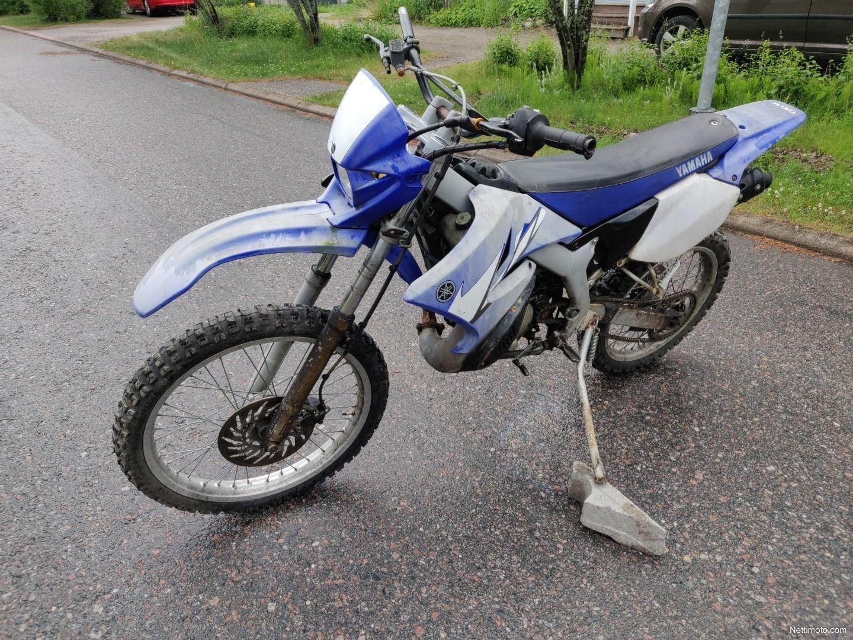 Yamaha dt 50cc 50 cm³ 2005 - Mustasaari - Mopo - Nettimoto