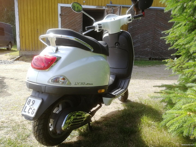 Vespa Piaggio Lx 50 50 cm³ 2011 - Kauhajoki - Skootteri