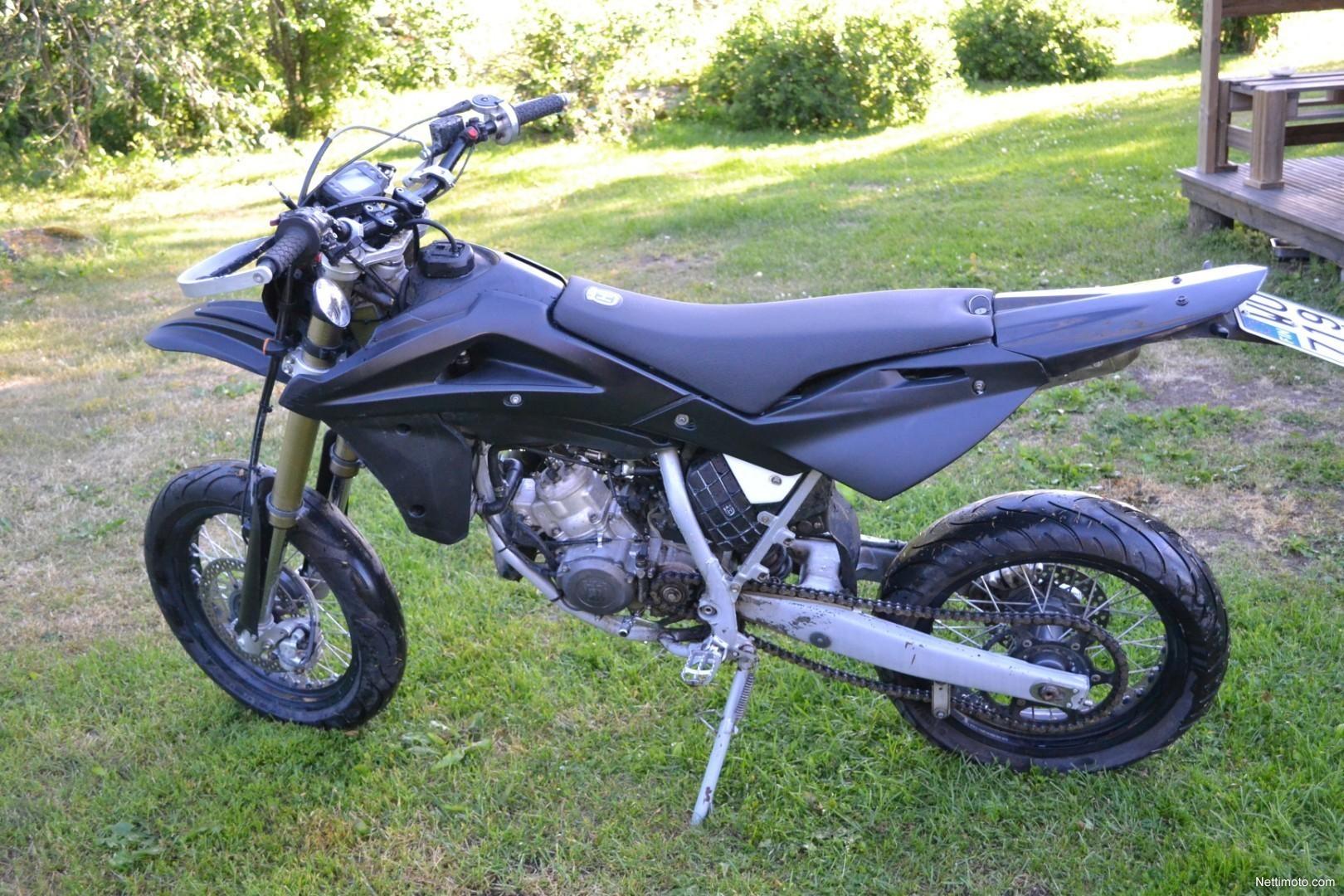 Husqvarna Sm 125 125 Cm U00b3 2008 - Hattula - Motorcycle