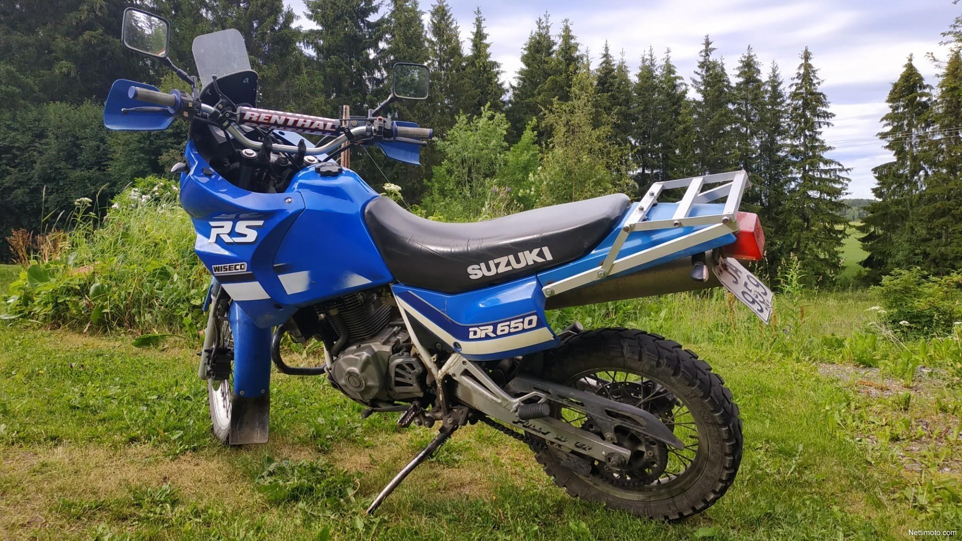 Moto Usata - Suzuki DR 600 R - 1986 - € 1.590,00