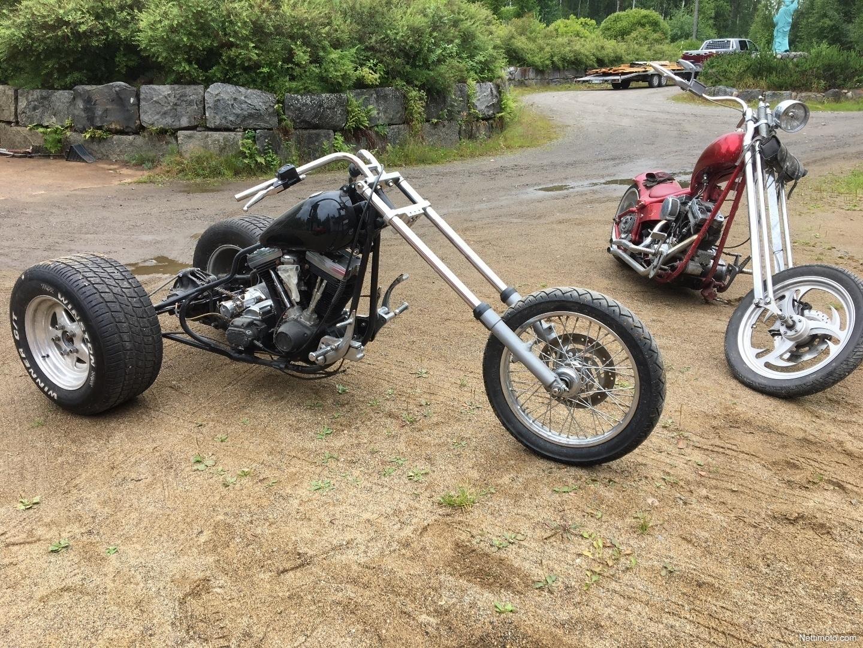 Myydään Harley Davidson Projekti