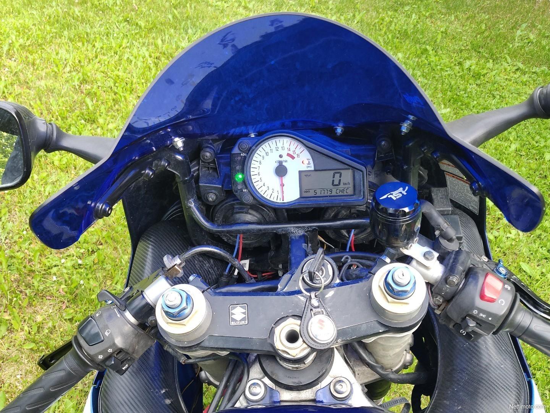 Suzuki GSX-R 750 750 cm³ 2001 - Suomussalmi - Motorcycle
