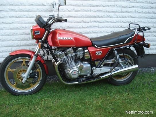 Suzuki GSX 1100 1 100 cm³ 1980 - Pori - Motorcycle - Nettimoto