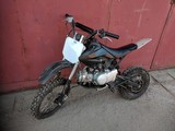 Samurai cross 125cc