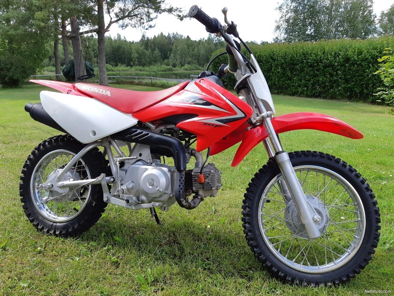 Honda XR 70 R CRF70F 70 cm³ 2014 - Alavieska - Mopo - Nettimoto