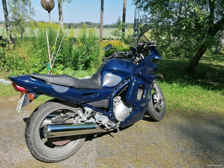 YAMAHA XJ 900 DIVERSION 2001 900 cm3 | moto routière
