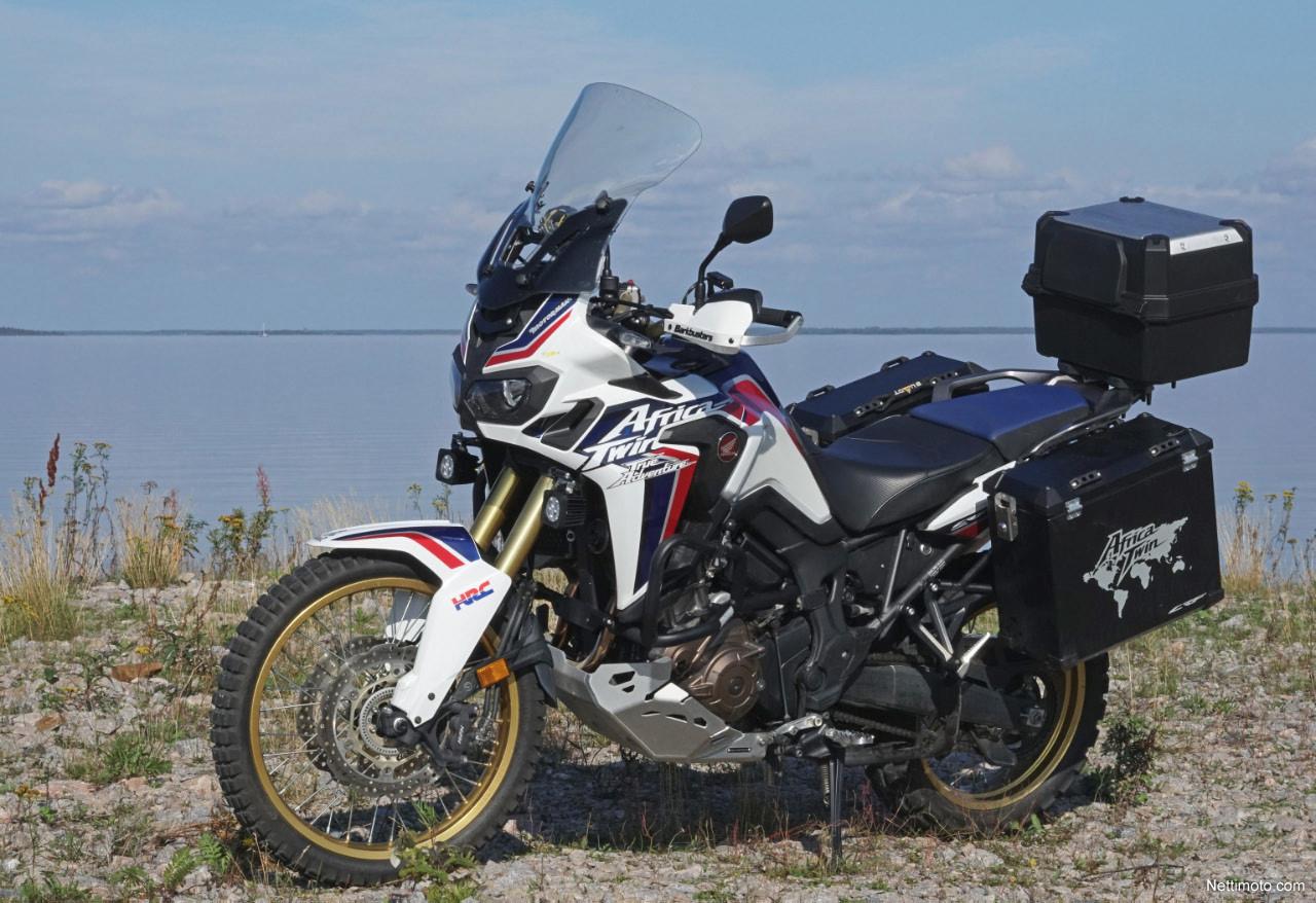 Honda CRF 1000L Africa Twin 1 000 cm³ 2016 - Kempele