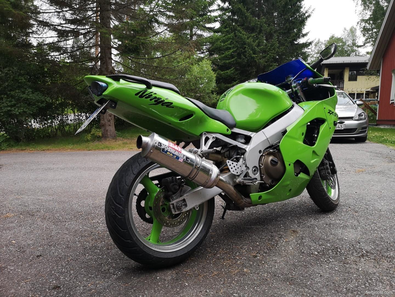 1999 Kawasaki ZX-9R Ninja - Moto.ZombDrive.COM
