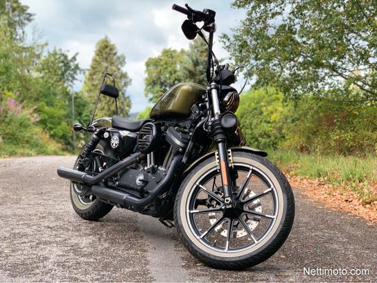 Harley-Davidson Sportster XL 883 N IRON 900 cm³ 2016 - Lahti
