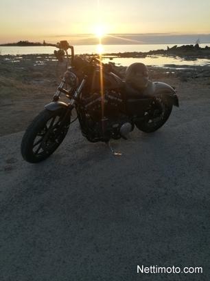Harley-Davidson Sportster 900 cm³ 2017 - Raahe - Motorcycle - Nettimoto