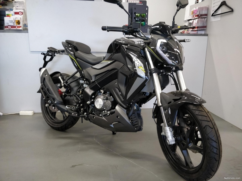 Keeway RKF 125 cm³ 2019 - Oulu - Motorcycle - Nettimoto