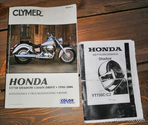 Honda Shadow 2990,-!!! 750 American Classic Edition 750 cm³