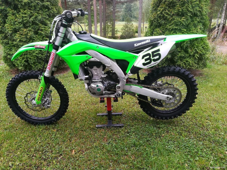 Kawasaki KX 450 F 450 cm³ 2018 - Seinäjoki - Motorcycle